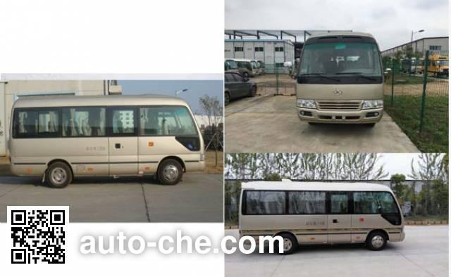 晶马牌JMV6603CF1客车