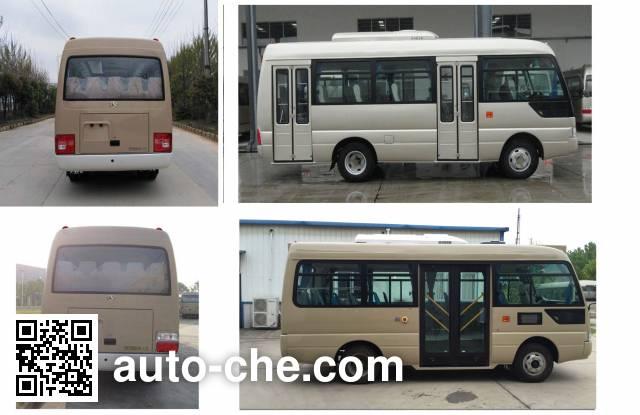 Jingma JMV6606GF city bus