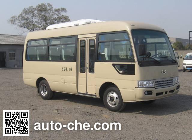 晶马牌JMV6607CFA客车