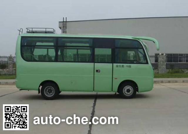 晶马牌JMV6609CF客车