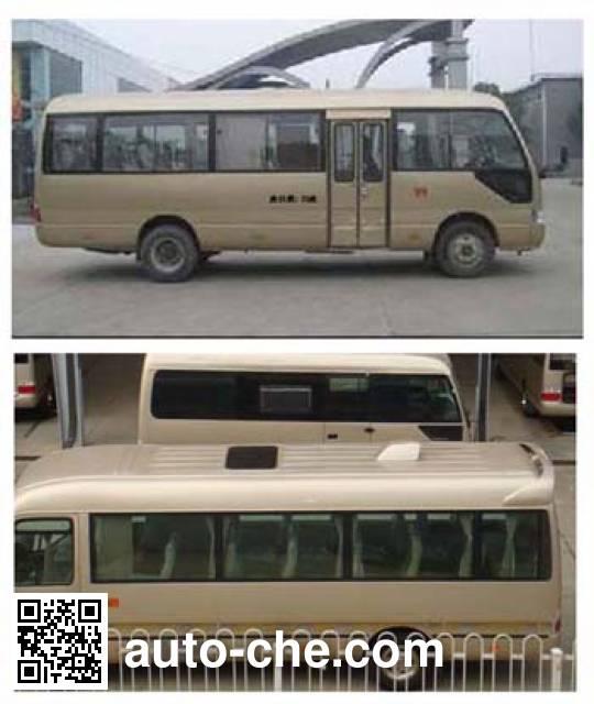 Jingma JMV6700BEV electric bus