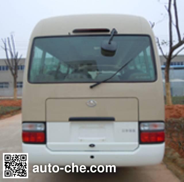 晶马牌JMV6700WDG4客车