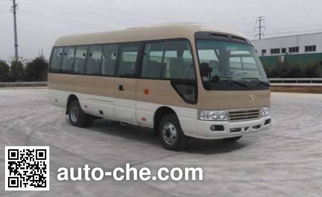 晶马牌JMV6701GRBEV纯电动城市客车