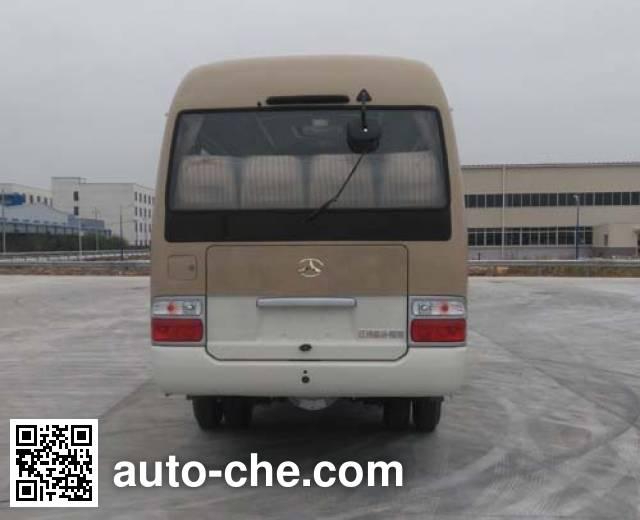 晶马牌JMV6702BEV纯电动客车