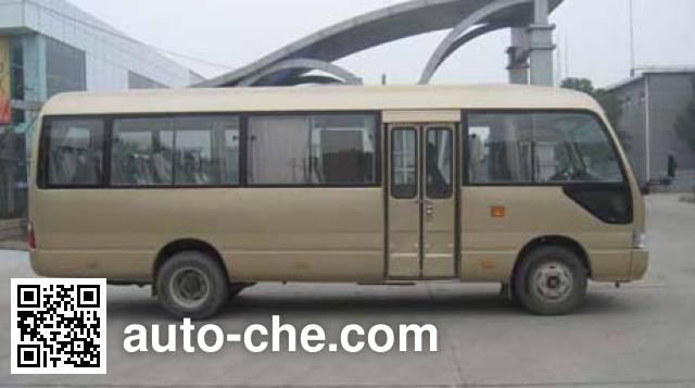 晶马牌JMV6702WDG4客车
