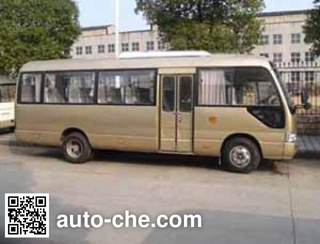 晶马牌JMV6703WDG4客车