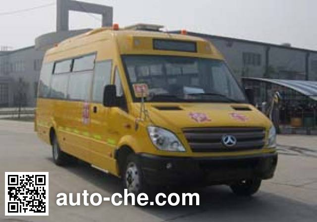 Jingma JMV6730XF1 preschool school bus