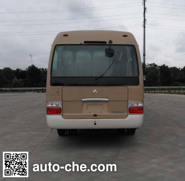 晶马牌JMV6820BEV纯电动客车