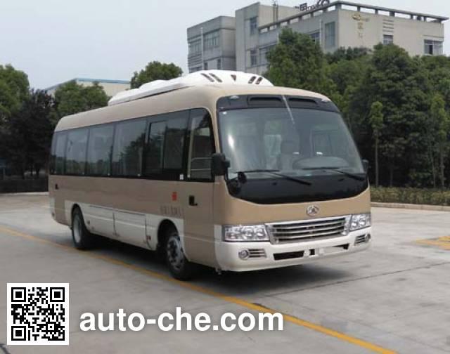 晶马牌JMV6820BEV1纯电动客车
