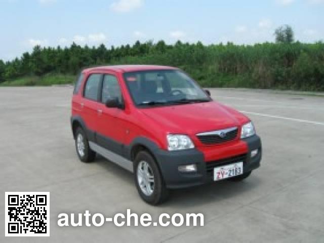 Zotye JNJ6400EVL electric passenger vehicle