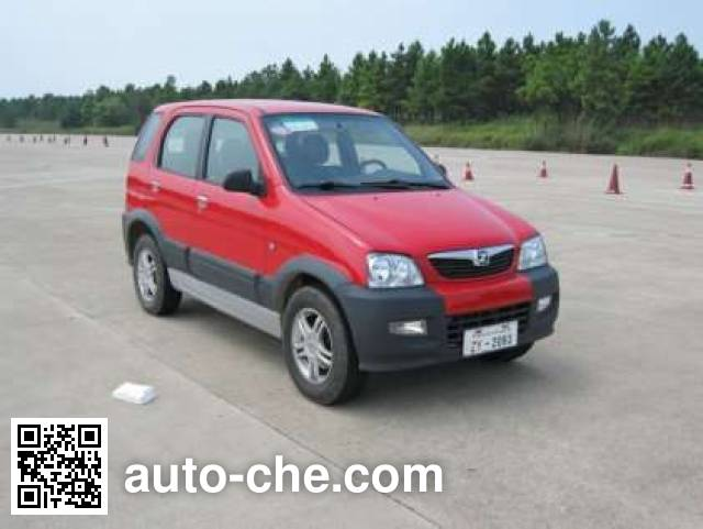 Zotye JNJ6400EVL1 electric passenger vehicle