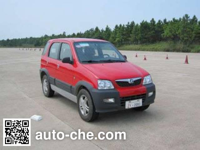 Zotye JNJ6400EVL2 electric passenger vehicle