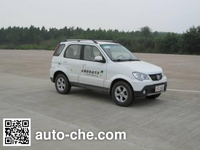 Zotye JNJ6401EVL electric passenger vehicle