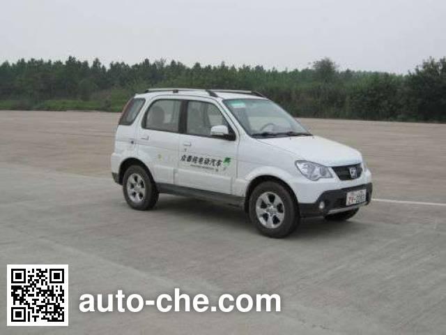 Zotye JNJ6401EVL1 electric passenger vehicle