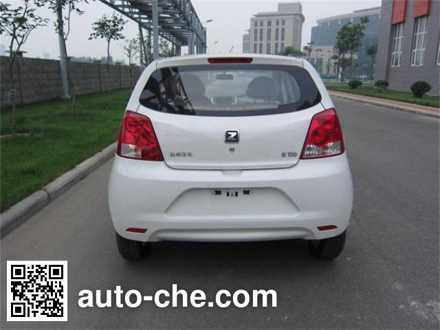 Zotye JNJ7000EVX electric car