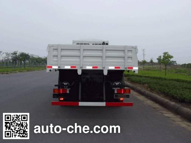 青年曼牌JNP2250FD1越野载货汽车