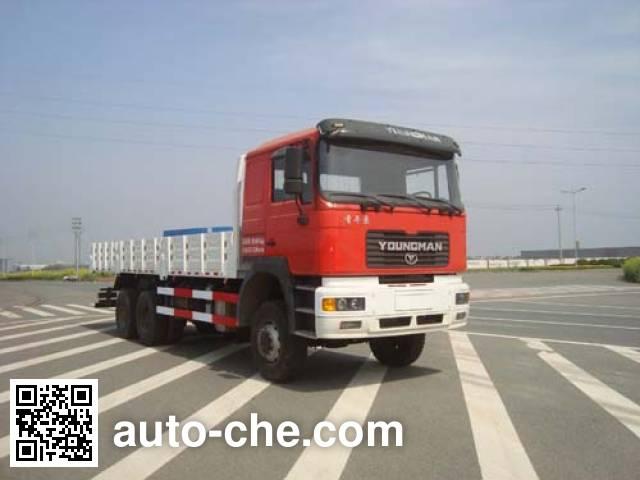 青年曼牌JNP2250FD31越野载货汽车