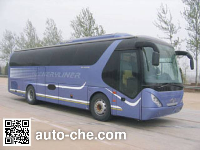 Young Man JNP6100M-1 luxury tourist coach bus