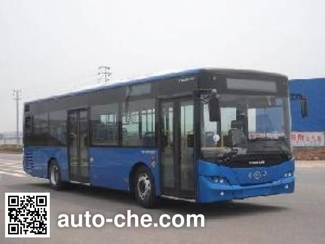 青年牌JNP6100GVC豪华城市客车