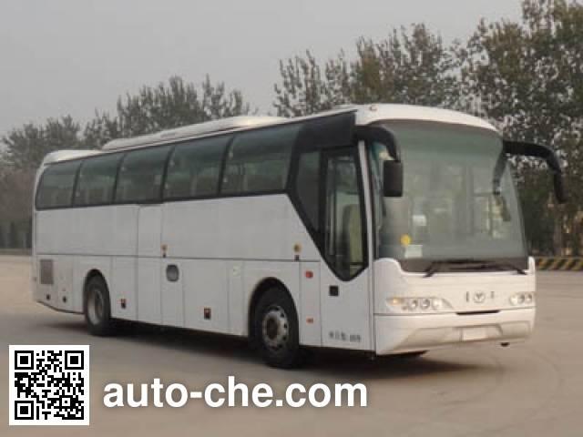 Young Man JNP6110M-1 luxury tourist coach bus