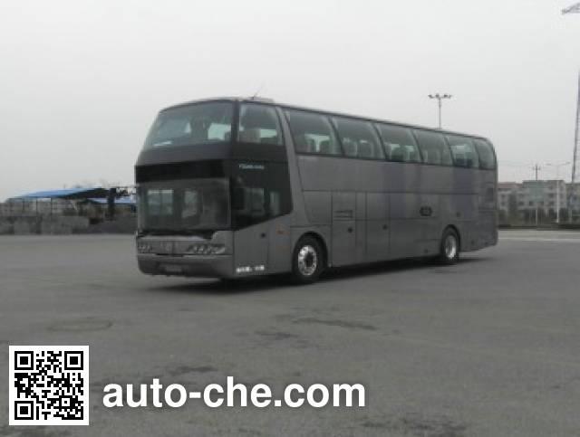 Young Man JNP6120FNV3 luxury coach bus