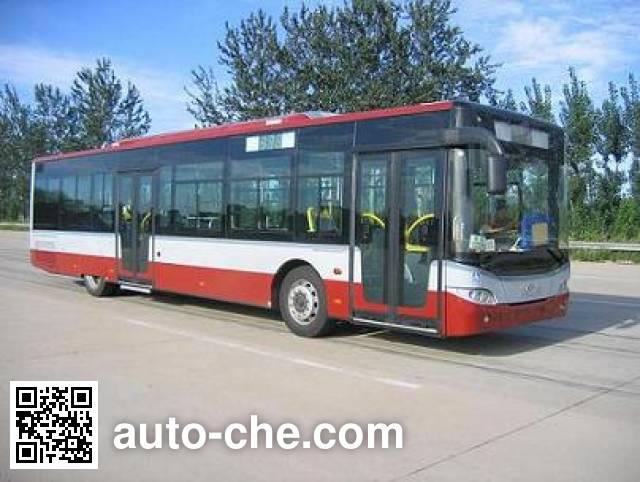 青年牌JNP6120G-1豪华城市客车