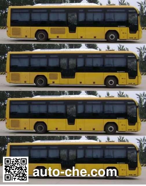 青年牌JNP6120GLNV客车