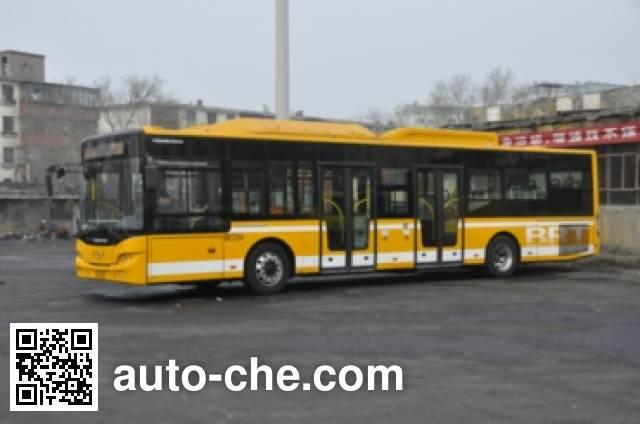 青年牌JNP6120GVC豪华城市客车