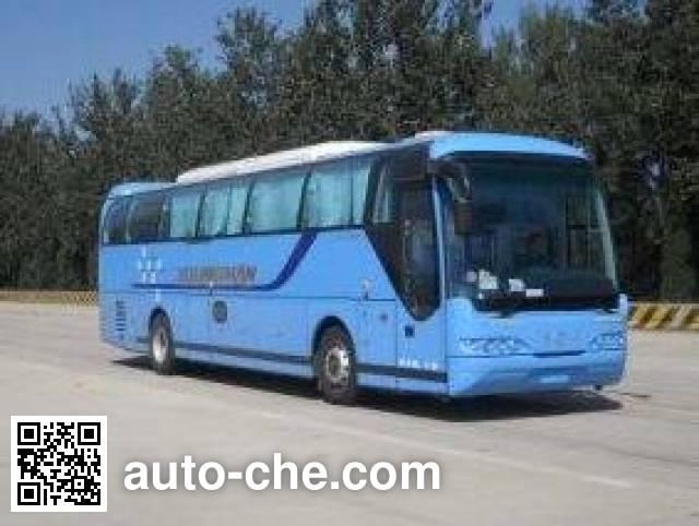 Young Man JNP6122T luxury tourist coach bus