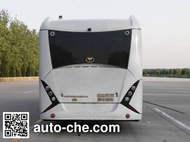 青年牌JNP6123BEV32H纯电动城市客车