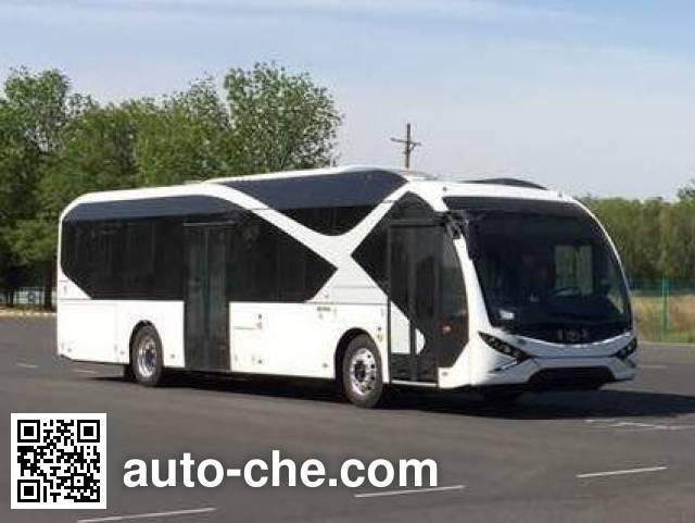 青年牌JNP6123BEV33纯电动城市客车