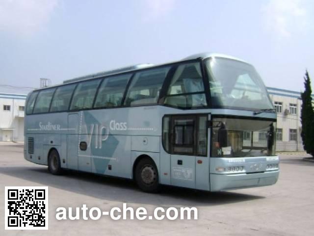 Young Man JNP6127FM luxury tourist coach bus