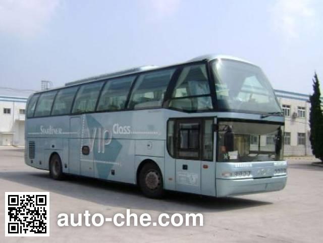 Young Man JNP6127FM-3 luxury tourist coach bus