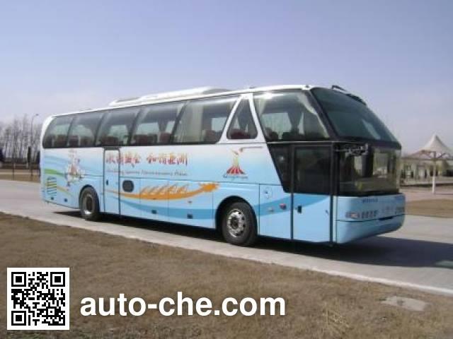 Young Man JNP6127M-1 luxury tourist coach bus
