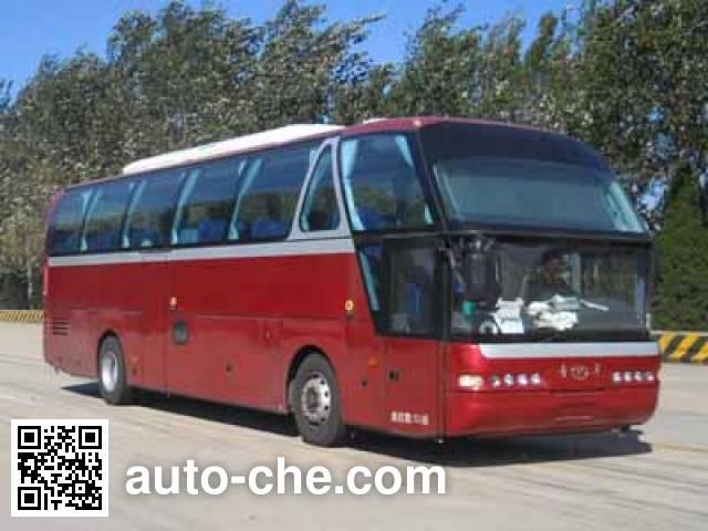 Young Man JNP6127M luxury tourist coach bus