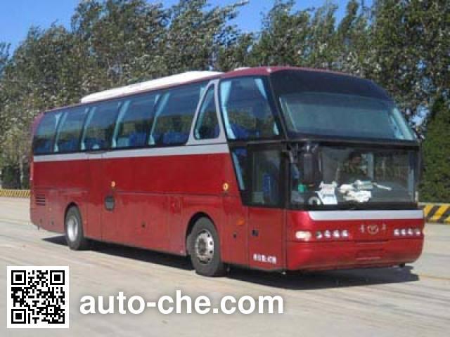 Young Man JNP6127M-3 luxury tourist coach bus