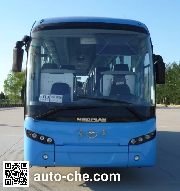 Young Man JNP6128V1 luxury coach bus