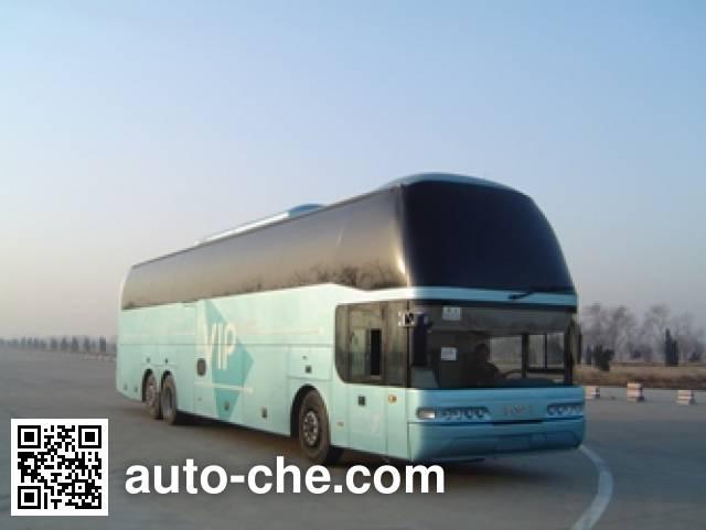 Young Man JNP6140FM luxury tourist coach bus