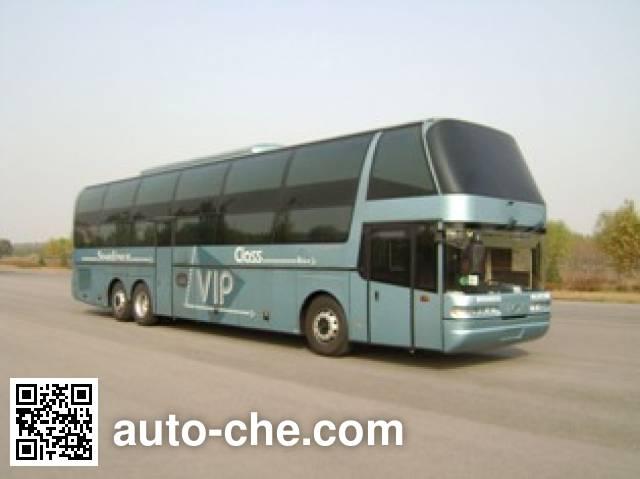 Young Man JNP6140WM luxury travel sleeper bus