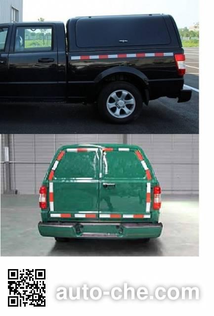 Kawei JNQ5030XXYXC42 box van truck