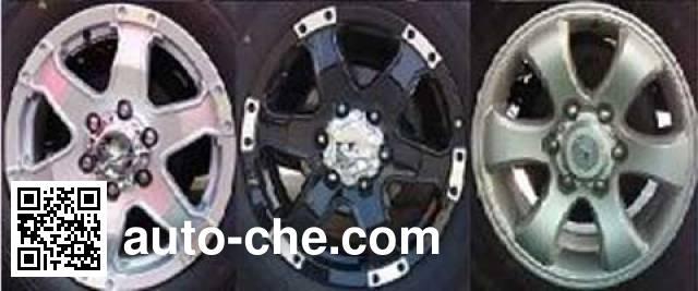 Kawei JNQ5032XLJ6 motorhome