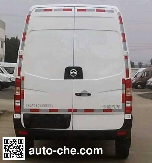 Kawei JNQ5040XXYBEV1 electric cargo van