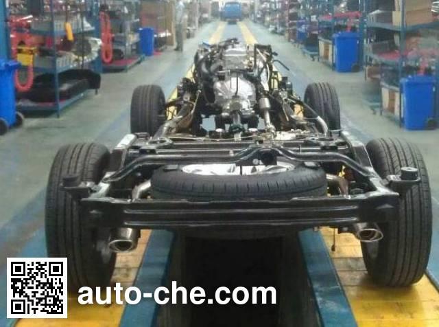 Kawei JNQ6420FC5 MPV chassis
