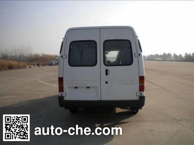 Chunzhou JNQ6607BEV2 electric bus