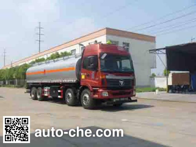 Chujiang JPY5310GYYB oil tank truck