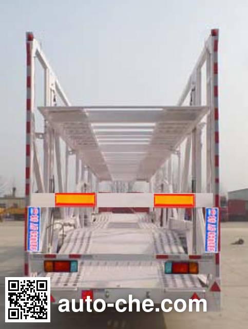 Junqiang JQ9200TCL vehicle transport trailer