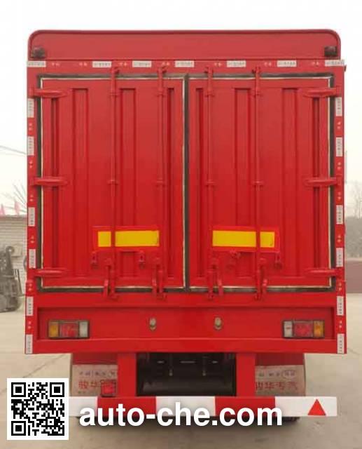 Junqiang JQ9371CCY stake trailer