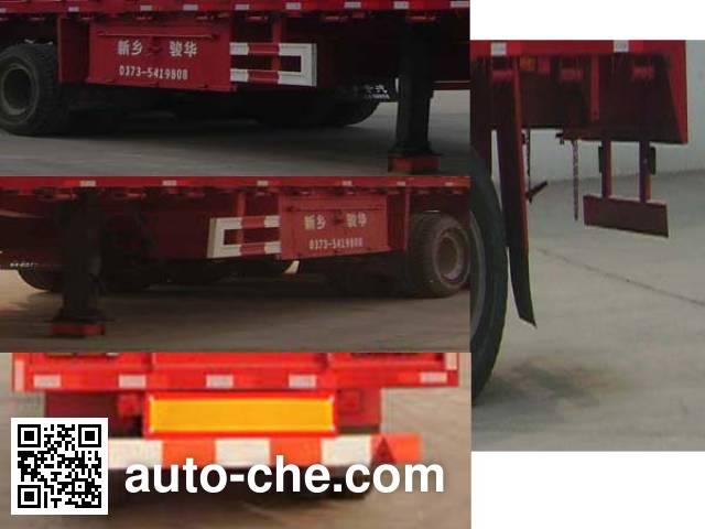 Junqiang JQ9400CCQ animal transport trailer