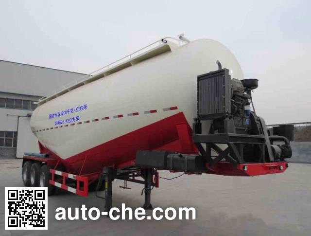 Junqiang JQ9402GXH ash transport trailer