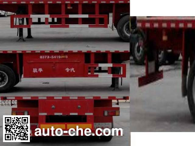 Junqiang JQ9402TPB flatbed trailer